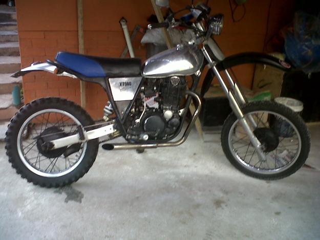 YAMAHA XT 500 S