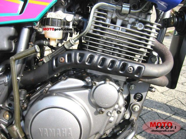 YAMAHA XT 600 K engine
