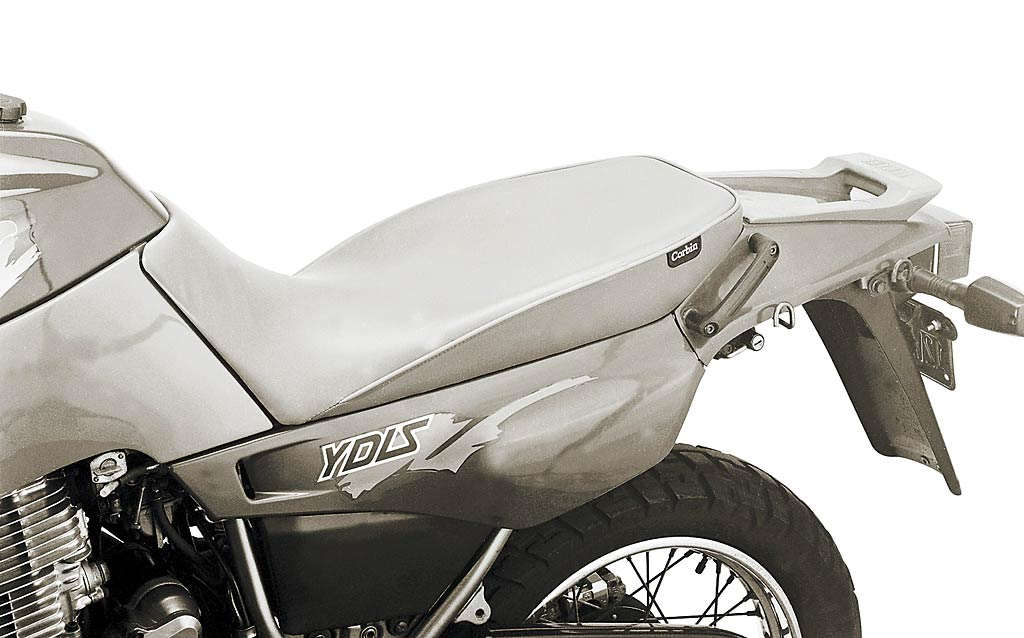 YAMAHA XT 600 brown