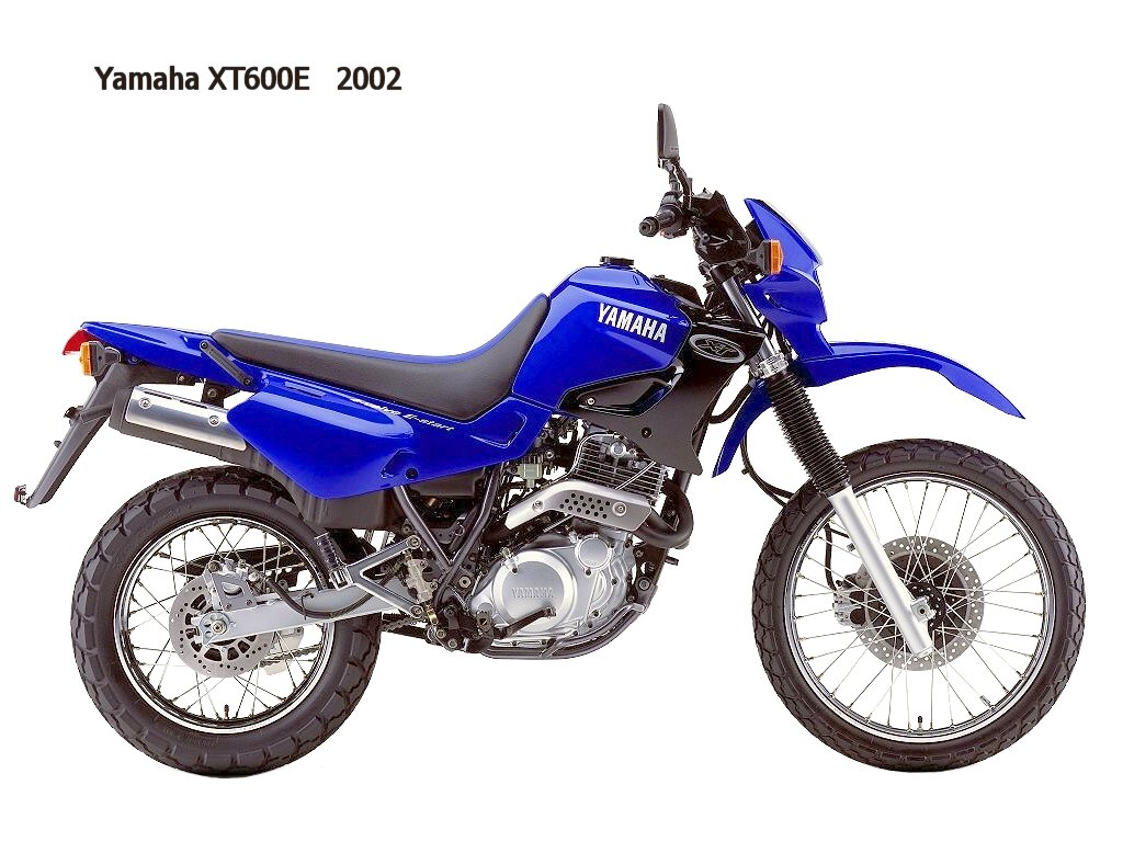 yamaha xt 600 review and photos. Black Bedroom Furniture Sets. Home Design Ideas