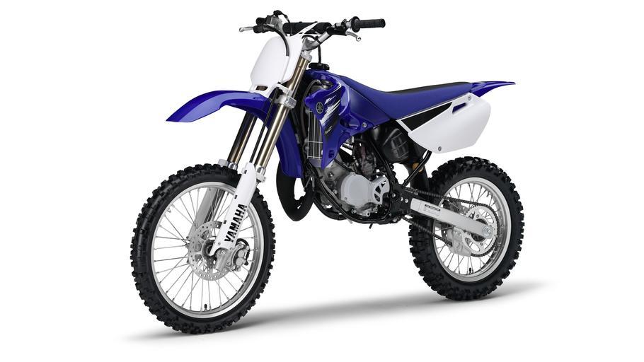 YAMAHA YZ 100 blue