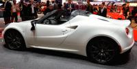 2015 Alfa Romeo 4c Spider – Details Released