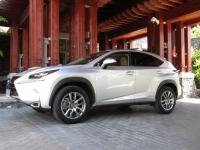 2015 Lexus NX 300h hybrid vehicle with a difference