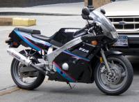Yamaha FZR600