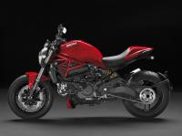 Dashing, Debonair and Devil- the Ducati Monster 1200