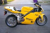 Ducati 748 #4