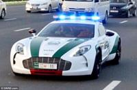 Engineered to perfection: Designer's creation Ferrari La Ferrari Dubai Police car