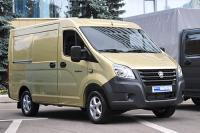 GAZ passenger van NEXT for Austrian Olympic Team