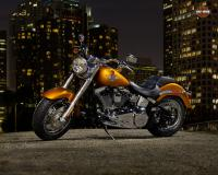 harley-davidson fat-boy #3