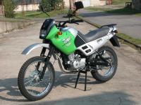 JAWA 125 Dakar