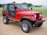 Jeep CJ #3
