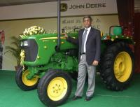 John Deere is Launching Two New Tractor Models for India