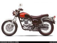 Kawasaki Estrella #6