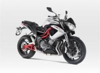 KEEWAY 600cc naked bike ready for 2014 release