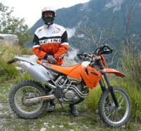 KTM 400 EXC #8