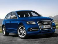 Marvelous Audi SQ5 Dashing The Floors At Auto Expo 2014