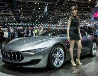 Maserati gearing to show off new Alfieri at 2014 Geneva Motor Show