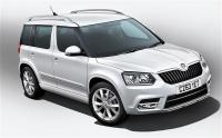 New 2014 Skoda Yeti Is To Be Launched This Year
