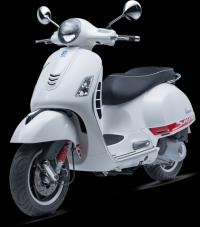 New Vespa GTS Has Been Modified To Be Smartphone Compatible