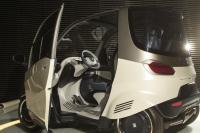 Piaggio's small car NT3 sets the competition with Tata Nano at the Auto Expo