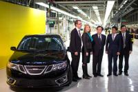 Production Started of the New SAAB 9-3 Aero Sedan