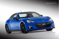 Sabaru Brz Gets Upgraded