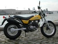 Suzuki RV 125 VanVan #2