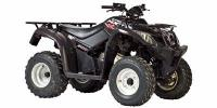 The 2014 Kymco MXU 450i LE Quad is here to take on the toughest terrain