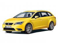 The All-new Seat Leon ST is here