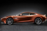The Luxury of owing a James Bond Vehicle- Aston Martin has now launched the new Vanquish