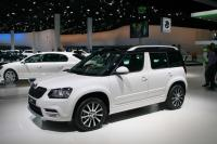 The New 2014 Skoda Yeti Will Step Up In The Market