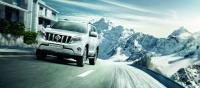 Toyota Land Cruiser Prado #6