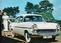 Vauxhall Cresta #6