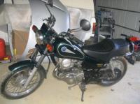 Yamaha SR 125 #2