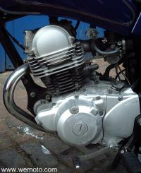 Yamaha SR 125 #8