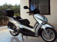 Yamaha X-City #9