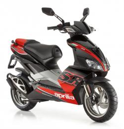 Aprilia SR50