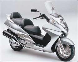 Honda Silver Wing