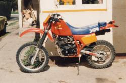 Honda XR series