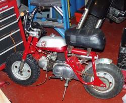 Honda Z series