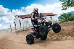 KTM 525 XC Desert Racing