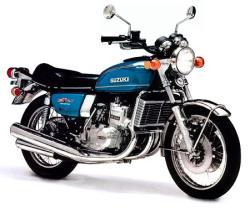 Suzuki GT750