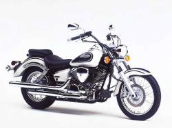 Yamaha DragStar 250