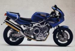 Yamaha TRX850