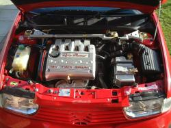 ALFA ROMEO 145 engine
