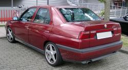 ALFA ROMEO 155 red