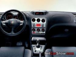 ALFA ROMEO 156 1.6 interior