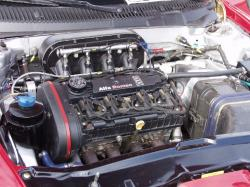 ALFA ROMEO 156 engine
