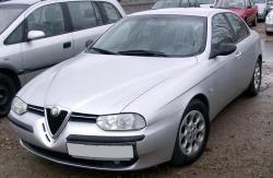 ALFA ROMEO 156 silver
