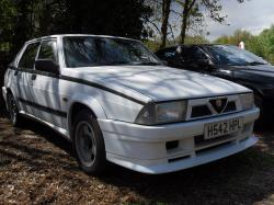 ALFA ROMEO 75 2.0 brown